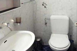 Appartement Nendaz toilettes