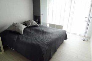 Apartment Nendaz bedroom