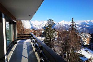 Haute nendaz panoramic balcon