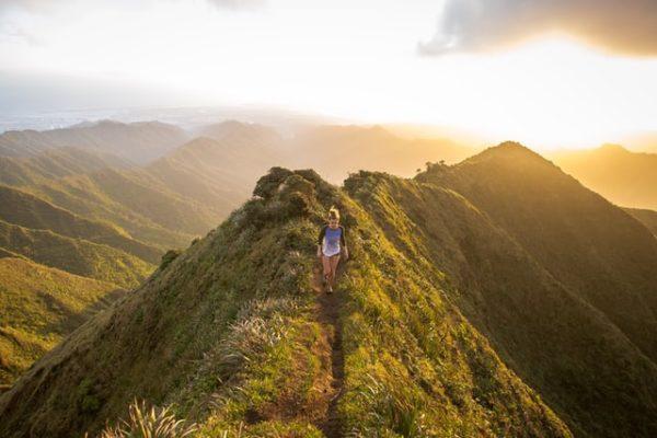 Trail haute-nendaz