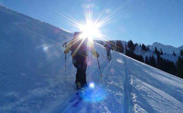 nendaz activite ski randonnee