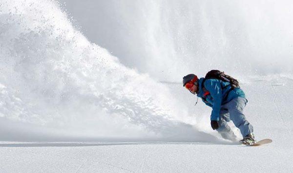 nendaz freeride snowboard